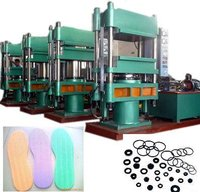 100T Rubber Seal Hydraulic Vulcanizing Press