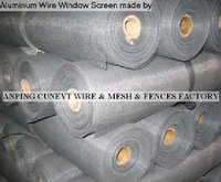 Aluminum Wire Window Screen