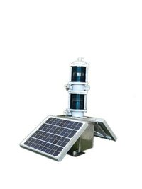 Solar LED Navigation Marine Use Starboard Light (TGZ-2)