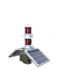Boat Marine Sailing Use Navigation Solar Port Light TGZ-1