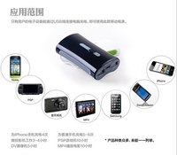 Dual USB Ports External Battery for Mobile Phone