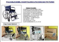 Wheel Chair - Imported Foldable
