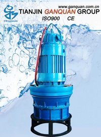 Submersible Axial Flow Pumps (QZB)