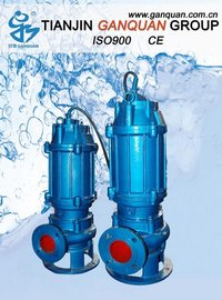 Submersible Sewage Pump (QWB, QZB)