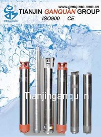 Submersible Borehole Pump (QJT, QJ, QJG)