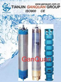 Submersible Geothermal Pump (QJR)
