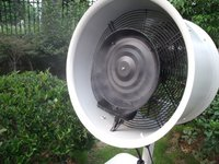 Water Mist Fan (ZW10W-20RE)