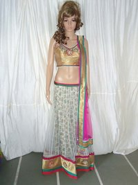 Colourful Chaniya Choli