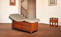 2 Motors Electric Massage Bed With Storage Box