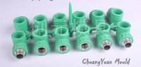 PPR Elbow Pipe Fitting Mould