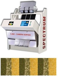 Spectrum Grain Color Sorter Machine