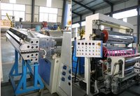 HDPE Water Supply and Gas Supply Pipe Extrusion Line
