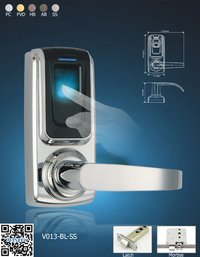 Burglarproof Door Fingerprint Lock (Bl1088)
