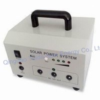20w Portable Solar Power System For Home