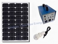 50w Portable Solar Power Systems