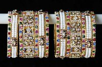 Prominent Festive Bangles