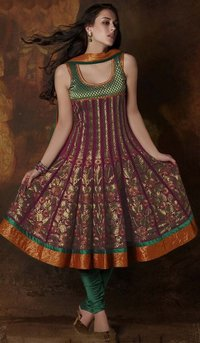 Extraordinary Kalidar Kameez