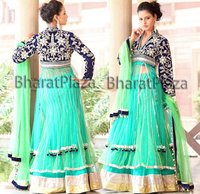 Haute Couture Japanese Look Lehenga