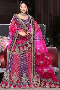 Luxurious Look Viscose Lehenga (Gkd408)