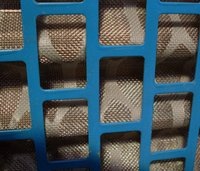 Oil Vibrating Sieving Mesh