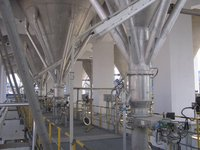 Blending, Homogenization System