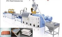 PVC Panel Production Machine