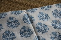 Organic Cotton Naturally Printed Fabric