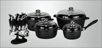Aluminium Pot Cookware Set