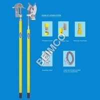 Frp Telescopic Earth Discharge Rod (66 To 132 Kv)