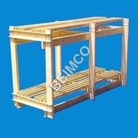 FRP Pultruded Battery Box Stand