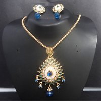 Ellery Antique Pendant Set