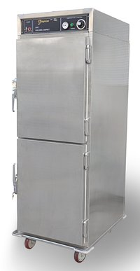 Heat & Hold Food Warming Trolley (1 Half Door or 2 Half Doors)