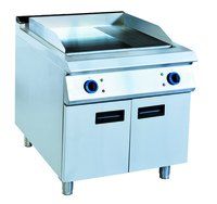 900 Series Griddles Range (Electric / Gas) With Cabinet