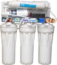Domestic Water Purification Systems