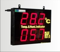 Temperature And Humidity Displays