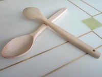 Wooden Turkish Spoon