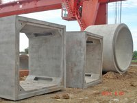 Concrete Box Culvert Making Machine