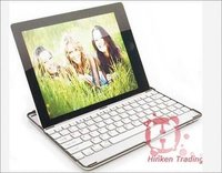 Aluminum Case Wireless Bluetooth Keyboard For Apple IPAD 2