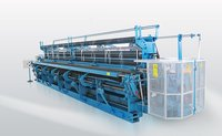 900 Shuttle Double Knot Netting Machine