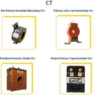 Lt Ct, Current Transformers