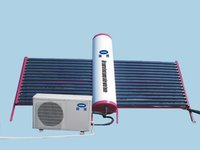 Solar And Heat Pump Water Heater