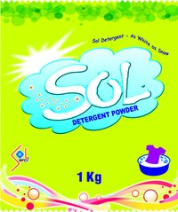 Eco-Friendly Detergent Powder