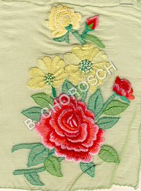 Designer Embroidery Thread Work