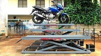 Two Wheeler Ramp Lift