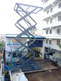 Scissor Lift High Lifting