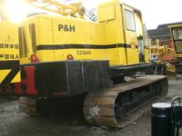 Used Crawler Crane P&H 325 25Tons