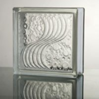 Clear Glass Block