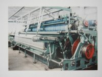 Aluminum Shuttle High Pitch Netting Machine