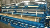 Plastic Shuttle Fish Net Machine With Big Spool Dia