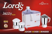 Juicer Mixer Grinder (Lords Jazzy Fresh)